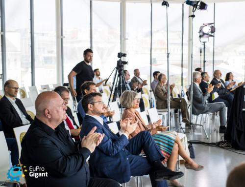EuProGigant startet erfolgreich mit Opening Event in Wien und Berlin