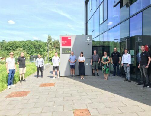 Die Software AG zu Besuch am PTW der TU Darmstadt